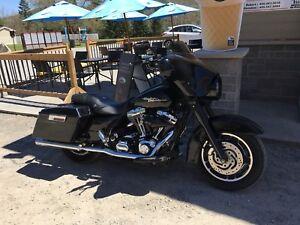 Harley flht 2002