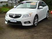 From only $68 p/week on finance* 2012 Holden SRi Cruze Sedan Lake Wendouree Ballarat City Preview