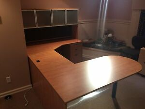 Large Beautiful Office Desk