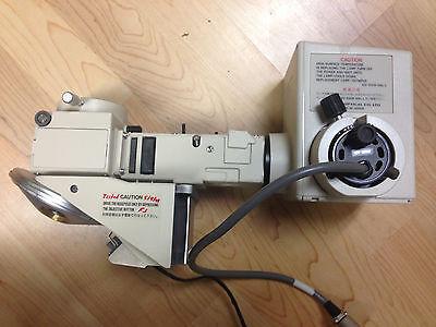 Modular Olympus Scientific Microscope System Bh3-5nre-m Bh2-uma Bh2-hl8h Bh2-hcl