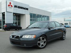2007 Volvo S60 2.5T **CUIR**TOIT**MAGS