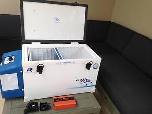 Ever cool 60lt fridge freezer Giralang Belconnen Area Preview