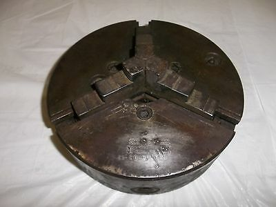 South Bend 8 Skinner 3-jaw Metal Lathe Chuck 5608-d3-52 Cushman Machinist Taper