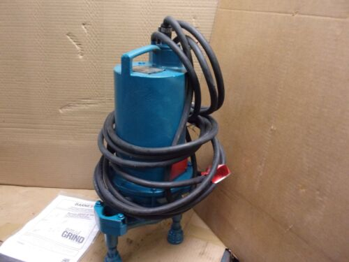 Barnes OGVF2022L Centrifugal Grinder Pump 2HP 3450 RPM