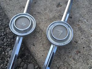 PRICE REDUCED Original 1961-3  thunderbird landau bars