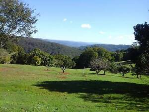 Stunning valley views on 5000sqm in Flaxton Flaxton Maroochydore Area Preview