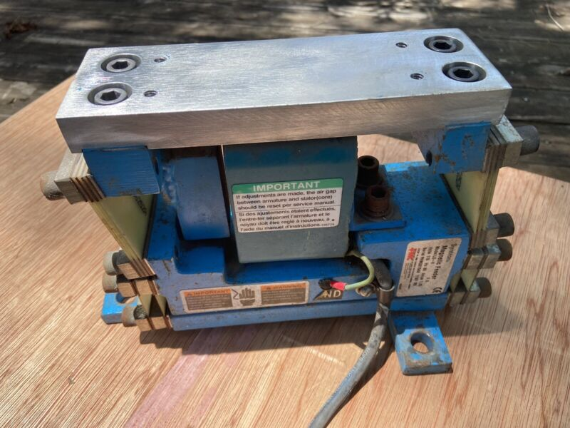 Used Fmc Syntron  115 Vac Magnetic Vibratory Feeder Ld-4