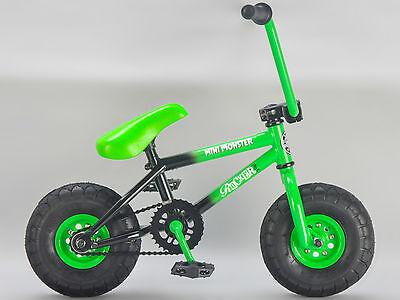*GENUINE ROCKER* - MINI MONSTER iROK+ BMX RKR Mini BMX Bike