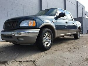 2003 Ford F-150 Supercrew King Ranch