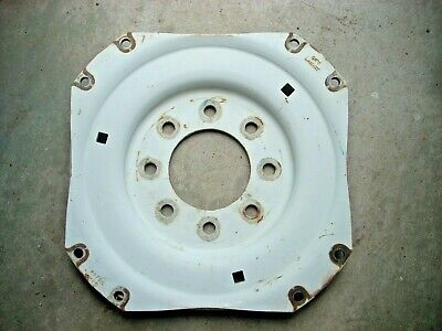New Holland Tc45d Tractor Rear Wheel Square Center 82008784