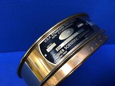 Fisher Scientific No. 45 Usa Standard Testing Sieve 8 355um 0.0139