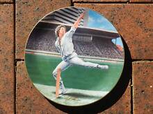 Collectors Plates - Australias Cricketing Greats Cleveland Redland Area Preview