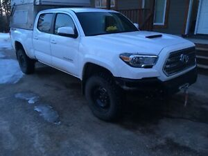2016 Toyota Tacoma off road ready