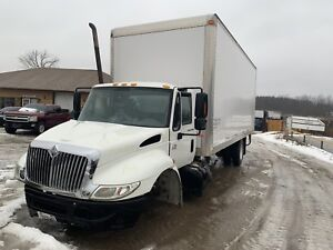 2004 international 4200 with low kms getting parted out