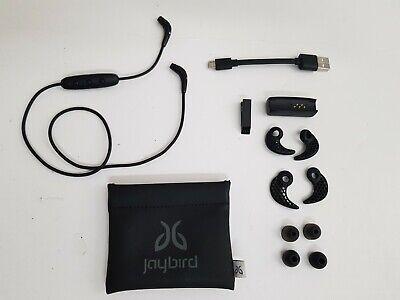 Jaybird Freedom F5 Wireless Bluetooth In-Ear Headphones - Black