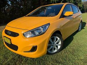 2017 Hyundai Accent SPORT RB6 MY18 Auto Hatch Richmond Hawkesbury Area Preview