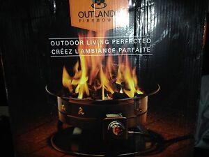 Outland Firebowl Deluxe