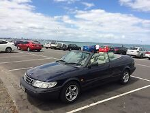 97 900s Convertible Saab Heidelberg Heights Banyule Area Preview