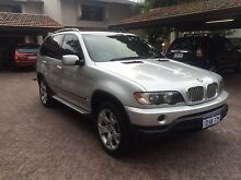 BMW X5 2001 e53 Epping Whittlesea Area Preview