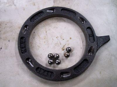 John Deere Gator 6 X 4 . 2 X 4 Transaxle Actuator M806342 R.h.  Used