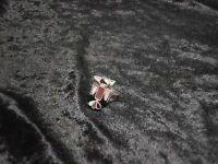 Anillo Zuni Plata 925 Thunderbird Incrustac.coral/turquesa/madreperla Talla 5,5 -  - ebay.es