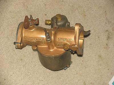 John Deere Tractor A Carburetor Carb Brass Dltxx-8