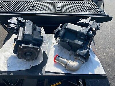 Vickers Hydraulic Pump Pvh98c-rf-2s-10-c25v-31