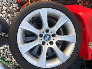 BMW used wheel and tire package