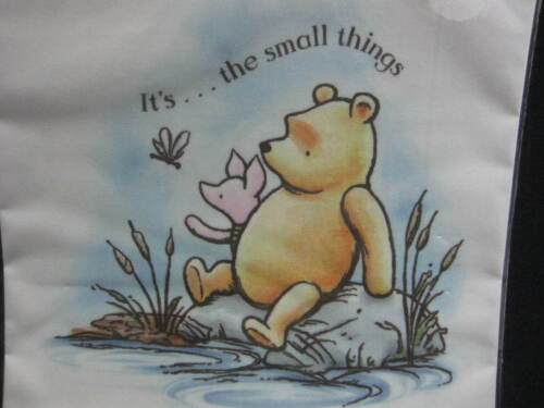 Classic Pooh Collection - Art-To-Sew Fabric Square- It