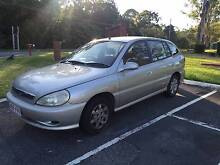 2002 Kia Rio Hatchback Enoggera Brisbane North West Preview