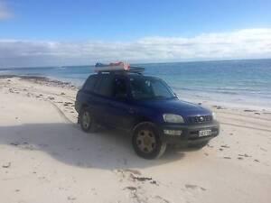1998 Toyota RAV4 4X4 Equiped for roadtrips 220 000km Kununurra East Kimberley Area Preview