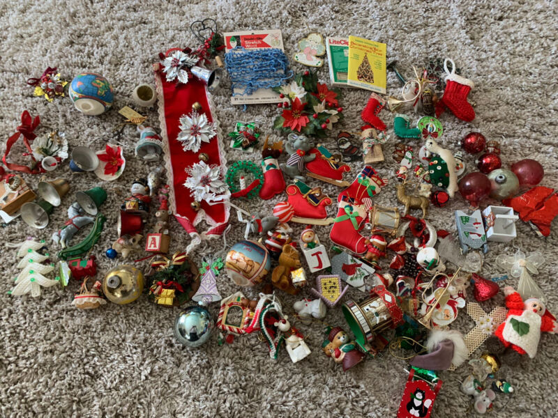 Vintage Christmas Variety
