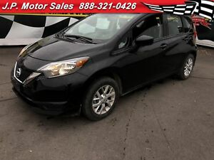 2018 Nissan Versa Note SV, Automatic, Heated Seats, Back Up Came