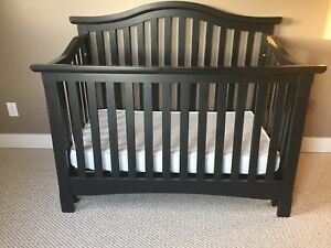 College Woodwork Convertible Crib from Barewood