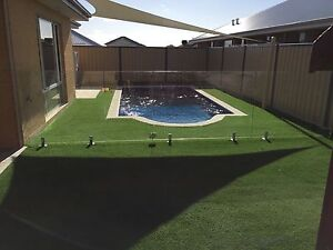 Synthetic grass, paving, limestone walls supplied and installed Chittering Chittering Area Preview