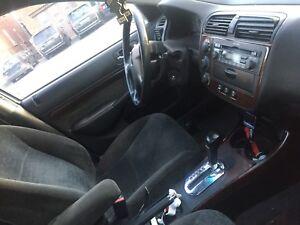 Acura El 2001. Automatique