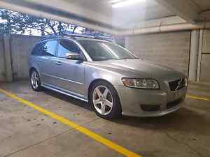 Volvo V50 2009 R-design long rego Parramatta Parramatta Area Preview