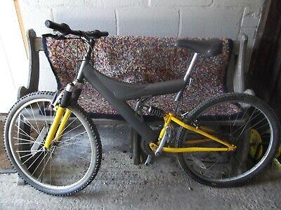 Mens used Mountain Bike full suspension