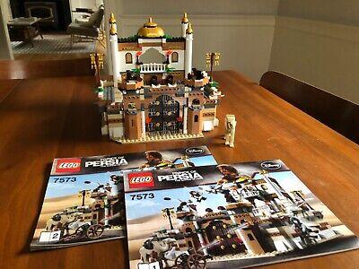 LEGO Prince of Persia Battle of Alamut 7573 castle tan CAMEL Disney