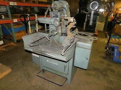 Sunnen Model Mbb 1680 Jms Honing Machine