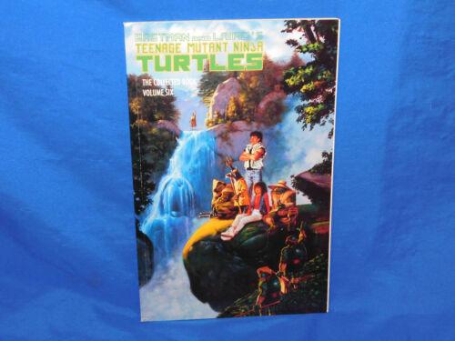 1991 MIRAGE COMICS TEENAGE MUTANT NINJA TURTLES VOLUME 6 TPB BOOK ISSUE 24 25 26