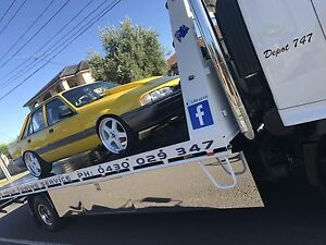 BOSS TOWING Unbeatable RATES and Fully insured 5 STAR SERVICE MELB Epping Whittlesea Area Preview