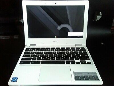 "*Acer CB3-131 11.6""Chromebook *16GB-SSD*2G-Ram*2.2GHz*Managed Account*No Charger"