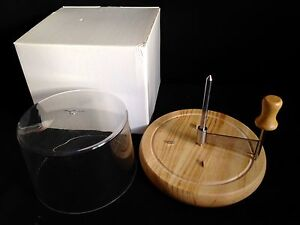 Cheese cutter - wooden board cheese shaper Bellevue Hill Eastern Suburbs Preview