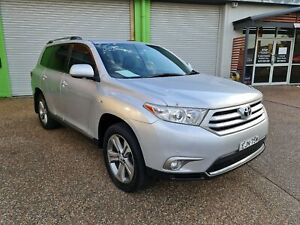 2011 Toyota Kluger KX-S (AWD) MY11 UPGRADE 3.5L V6 SUV AUTOMATIC