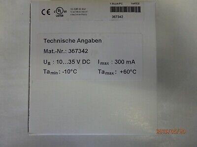 Balluff Capacitive Sensor Bcs007r