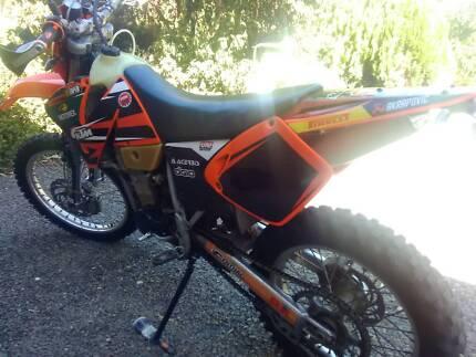 KTM 520exc 2002