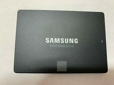 New Samsung 850 EVO 500GB 2.5 Inch SATA III Internal SSD (MZ-75E500E)