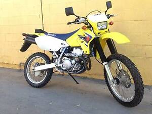 2008 Suzuki DRZ400 Electric start, Learner approved, RWC included Idalia Townsville City Preview