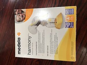 Medela Harmony Manual Breast Pump NEW in BOX Kelowna